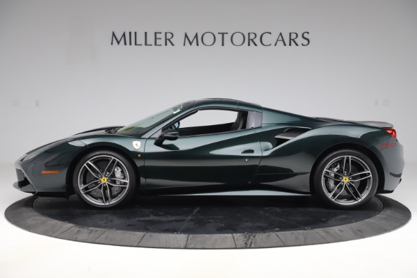 Used 2019 Ferrari 488 Spider Base for sale $329,900 at Bentley Greenwich in Greenwich CT 06830 14