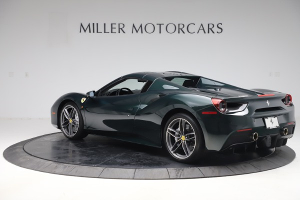 Used 2019 Ferrari 488 Spider Base for sale $329,900 at Bentley Greenwich in Greenwich CT 06830 15