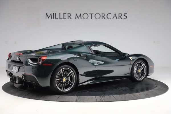 Used 2019 Ferrari 488 Spider Base for sale $329,900 at Bentley Greenwich in Greenwich CT 06830 16