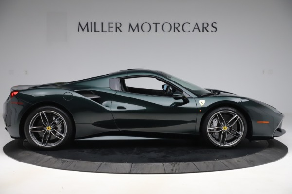 Used 2019 Ferrari 488 Spider Base for sale $329,900 at Bentley Greenwich in Greenwich CT 06830 17