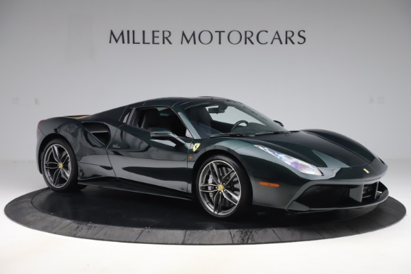 Used 2019 Ferrari 488 Spider Base for sale $329,900 at Bentley Greenwich in Greenwich CT 06830 18