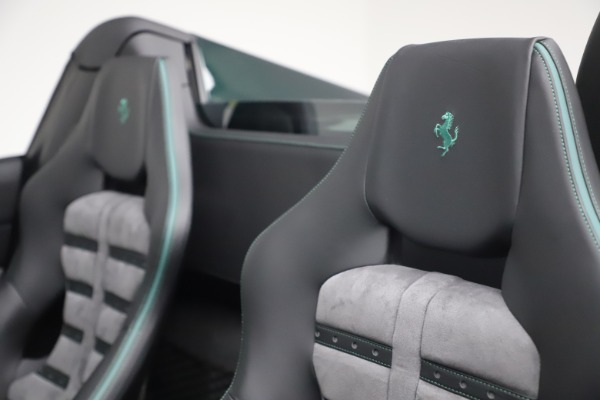 Used 2019 Ferrari 488 Spider Base for sale $329,900 at Bentley Greenwich in Greenwich CT 06830 28