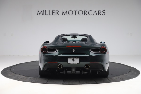 Used 2019 Ferrari 488 Spider Base for sale $329,900 at Bentley Greenwich in Greenwich CT 06830 6