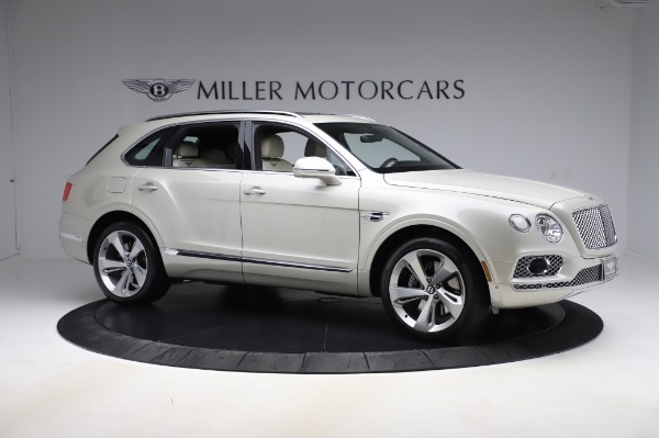 Used 2018 Bentley Bentayga Onyx Edition for sale Call for price at Bentley Greenwich in Greenwich CT 06830 10