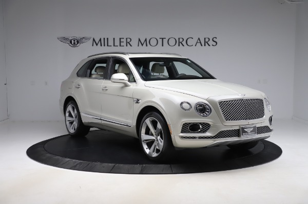 Used 2018 Bentley Bentayga Onyx Edition for sale Call for price at Bentley Greenwich in Greenwich CT 06830 11