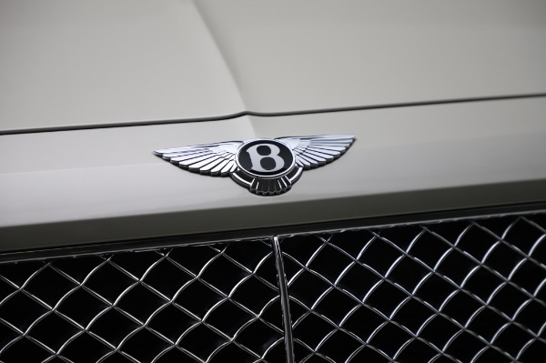 Used 2018 Bentley Bentayga Onyx Edition for sale Call for price at Bentley Greenwich in Greenwich CT 06830 14