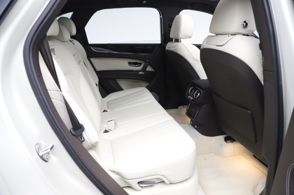 Used 2018 Bentley Bentayga Onyx Edition for sale Call for price at Bentley Greenwich in Greenwich CT 06830 26