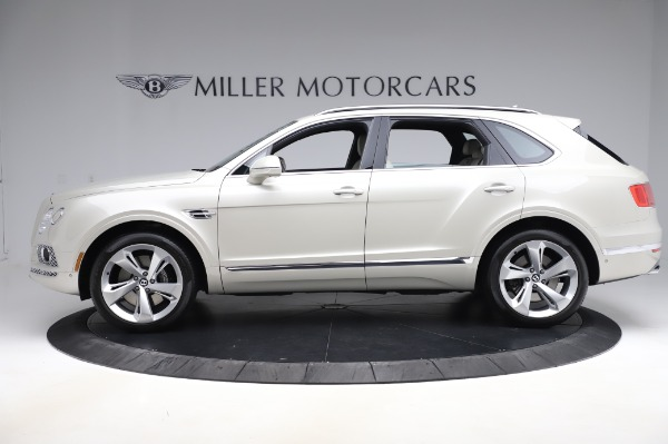 Used 2018 Bentley Bentayga Onyx Edition for sale Call for price at Bentley Greenwich in Greenwich CT 06830 3