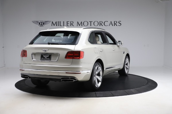 Used 2018 Bentley Bentayga Onyx Edition for sale Call for price at Bentley Greenwich in Greenwich CT 06830 7