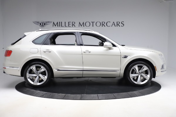 Used 2018 Bentley Bentayga Onyx Edition for sale Call for price at Bentley Greenwich in Greenwich CT 06830 9