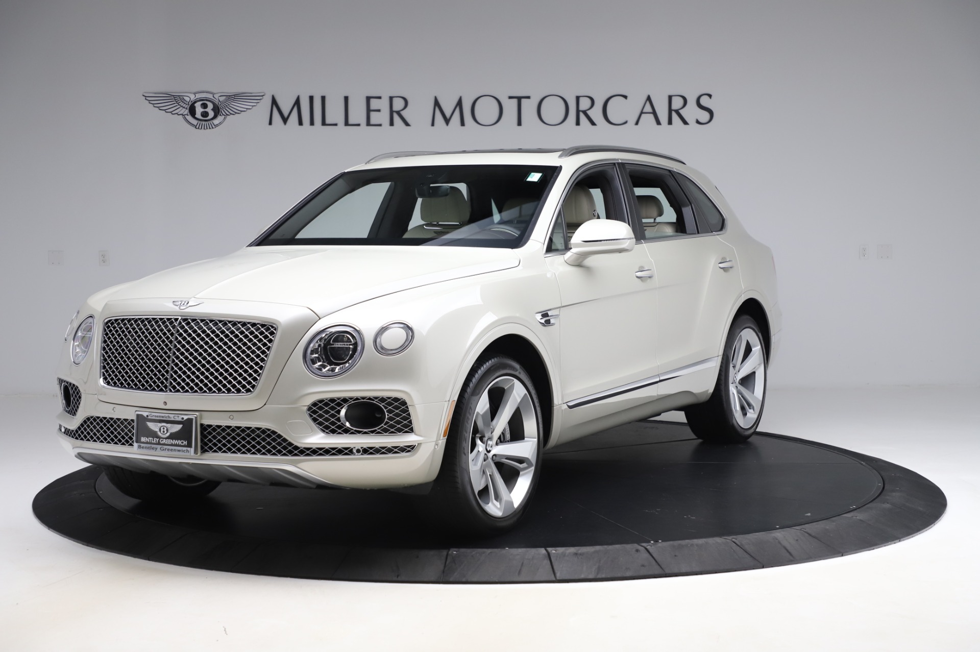 Used 2018 Bentley Bentayga Onyx Edition for sale Call for price at Bentley Greenwich in Greenwich CT 06830 1