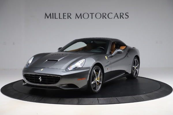 Used 2014 Ferrari California 30 for sale Sold at Bentley Greenwich in Greenwich CT 06830 13