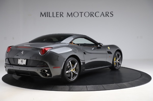 Used 2014 Ferrari California 30 for sale Sold at Bentley Greenwich in Greenwich CT 06830 16