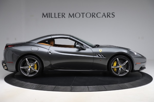 Used 2014 Ferrari California 30 for sale Sold at Bentley Greenwich in Greenwich CT 06830 17