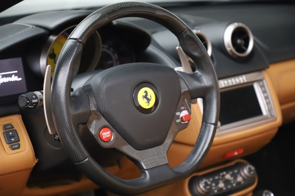 Used 2014 Ferrari California 30 for sale Sold at Bentley Greenwich in Greenwich CT 06830 22