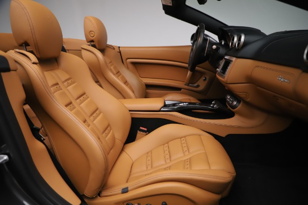 Used 2014 Ferrari California 30 for sale Sold at Bentley Greenwich in Greenwich CT 06830 26