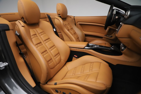 Used 2014 Ferrari California 30 for sale Sold at Bentley Greenwich in Greenwich CT 06830 27