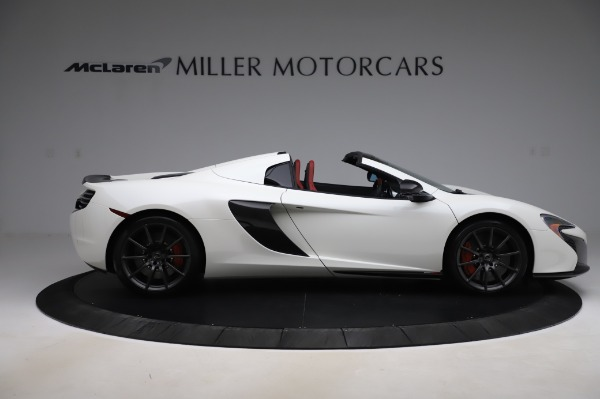 Used 2016 McLaren 650S Spider for sale $159,900 at Bentley Greenwich in Greenwich CT 06830 10