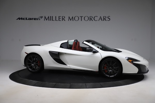 Used 2016 McLaren 650S Spider for sale $159,900 at Bentley Greenwich in Greenwich CT 06830 12