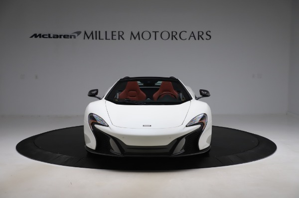 Used 2016 McLaren 650S Spider for sale $159,900 at Bentley Greenwich in Greenwich CT 06830 15