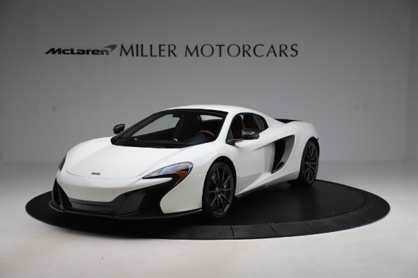 Used 2016 McLaren 650S Spider for sale $159,900 at Bentley Greenwich in Greenwich CT 06830 16