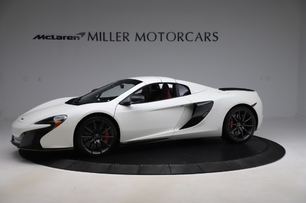 Used 2016 McLaren 650S Spider for sale $159,900 at Bentley Greenwich in Greenwich CT 06830 17
