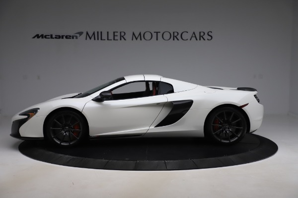 Used 2016 McLaren 650S Spider for sale $159,900 at Bentley Greenwich in Greenwich CT 06830 18