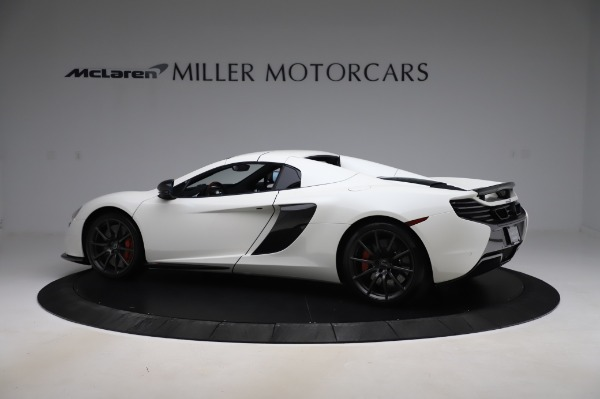 Used 2016 McLaren 650S Spider for sale $159,900 at Bentley Greenwich in Greenwich CT 06830 19
