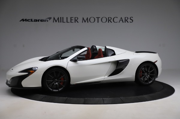 Used 2016 McLaren 650S Spider for sale $159,900 at Bentley Greenwich in Greenwich CT 06830 2