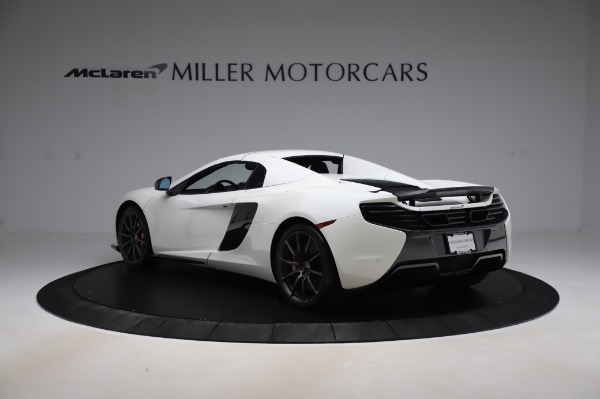 Used 2016 McLaren 650S Spider for sale $159,900 at Bentley Greenwich in Greenwich CT 06830 20