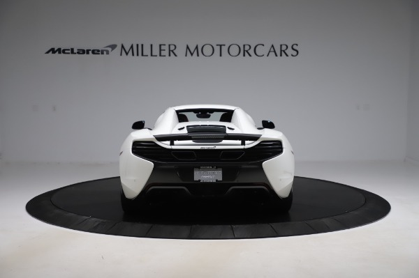 Used 2016 McLaren 650S Spider for sale $159,900 at Bentley Greenwich in Greenwich CT 06830 21