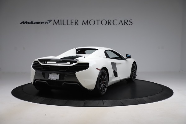 Used 2016 McLaren 650S Spider for sale $159,900 at Bentley Greenwich in Greenwich CT 06830 22