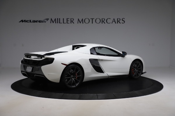 Used 2016 McLaren 650S Spider for sale $159,900 at Bentley Greenwich in Greenwich CT 06830 23