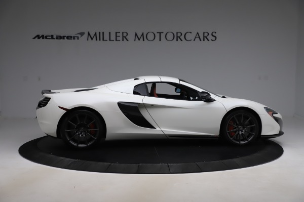 Used 2016 McLaren 650S Spider for sale $159,900 at Bentley Greenwich in Greenwich CT 06830 24