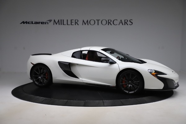 Used 2016 McLaren 650S Spider for sale $159,900 at Bentley Greenwich in Greenwich CT 06830 25