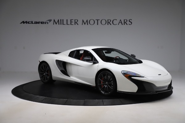 Used 2016 McLaren 650S Spider for sale $159,900 at Bentley Greenwich in Greenwich CT 06830 26