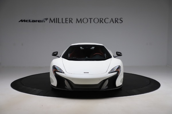 Used 2016 McLaren 650S Spider for sale $159,900 at Bentley Greenwich in Greenwich CT 06830 27