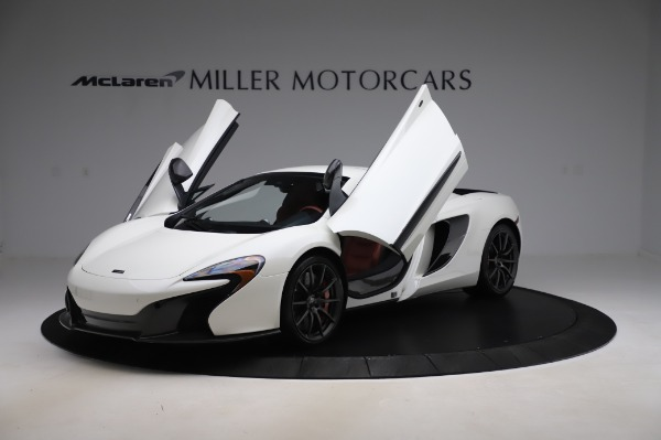 Used 2016 McLaren 650S Spider for sale $159,900 at Bentley Greenwich in Greenwich CT 06830 28