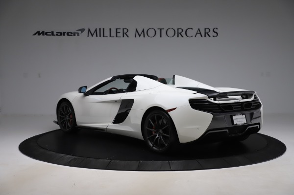 Used 2016 McLaren 650S Spider for sale $159,900 at Bentley Greenwich in Greenwich CT 06830 5