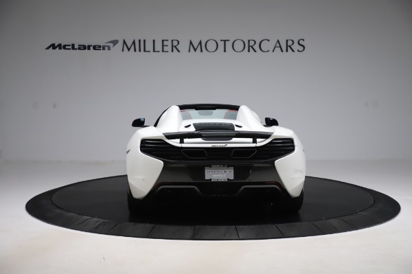Used 2016 McLaren 650S Spider for sale $159,900 at Bentley Greenwich in Greenwich CT 06830 6