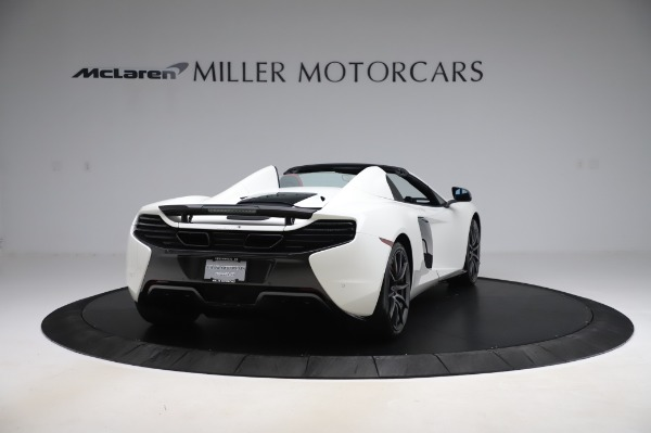 Used 2016 McLaren 650S Spider for sale $159,900 at Bentley Greenwich in Greenwich CT 06830 7