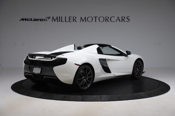 Used 2016 McLaren 650S Spider for sale $159,900 at Bentley Greenwich in Greenwich CT 06830 8