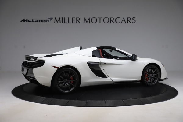 Used 2016 McLaren 650S Spider for sale $159,900 at Bentley Greenwich in Greenwich CT 06830 9