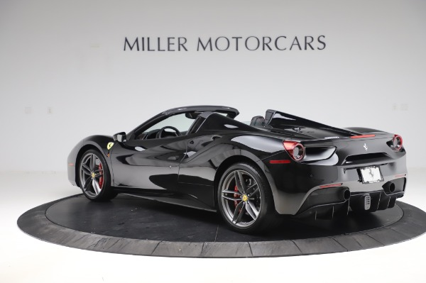 Used 2018 Ferrari 488 Spider for sale Sold at Bentley Greenwich in Greenwich CT 06830 5