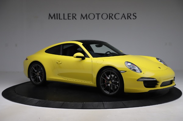 Used 2013 Porsche 911 Carrera 4S for sale $74,900 at Bentley Greenwich in Greenwich CT 06830 10