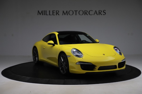 Used 2013 Porsche 911 Carrera 4S for sale $74,900 at Bentley Greenwich in Greenwich CT 06830 11