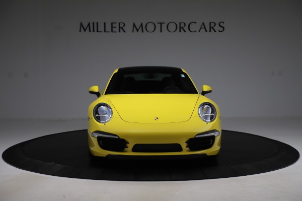 Used 2013 Porsche 911 Carrera 4S for sale $74,900 at Bentley Greenwich in Greenwich CT 06830 12