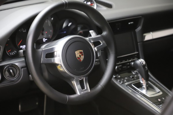 Used 2013 Porsche 911 Carrera 4S for sale $74,900 at Bentley Greenwich in Greenwich CT 06830 18