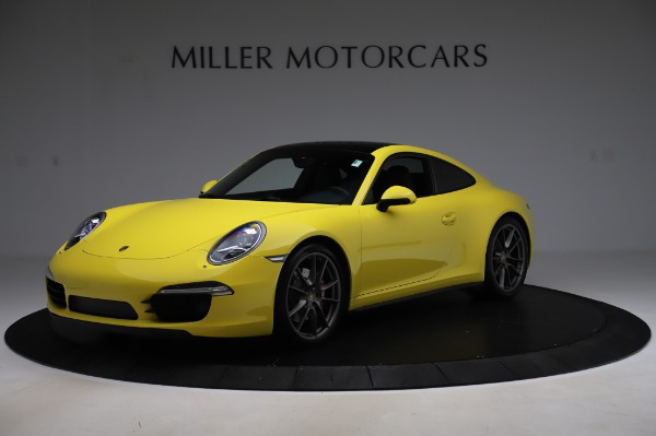 Used 2013 Porsche 911 Carrera 4S for sale $74,900 at Bentley Greenwich in Greenwich CT 06830 2