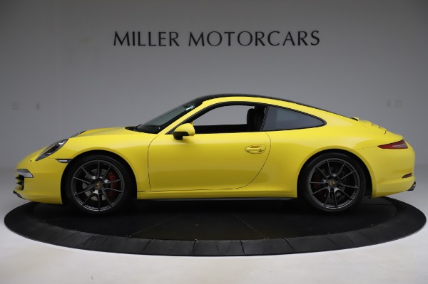 Used 2013 Porsche 911 Carrera 4S for sale $74,900 at Bentley Greenwich in Greenwich CT 06830 3